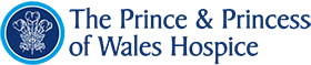 The Prince and Princess of Wales Hospice logo